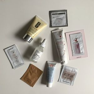 Skincare Bundle🥥 + bonus Sephora samples!